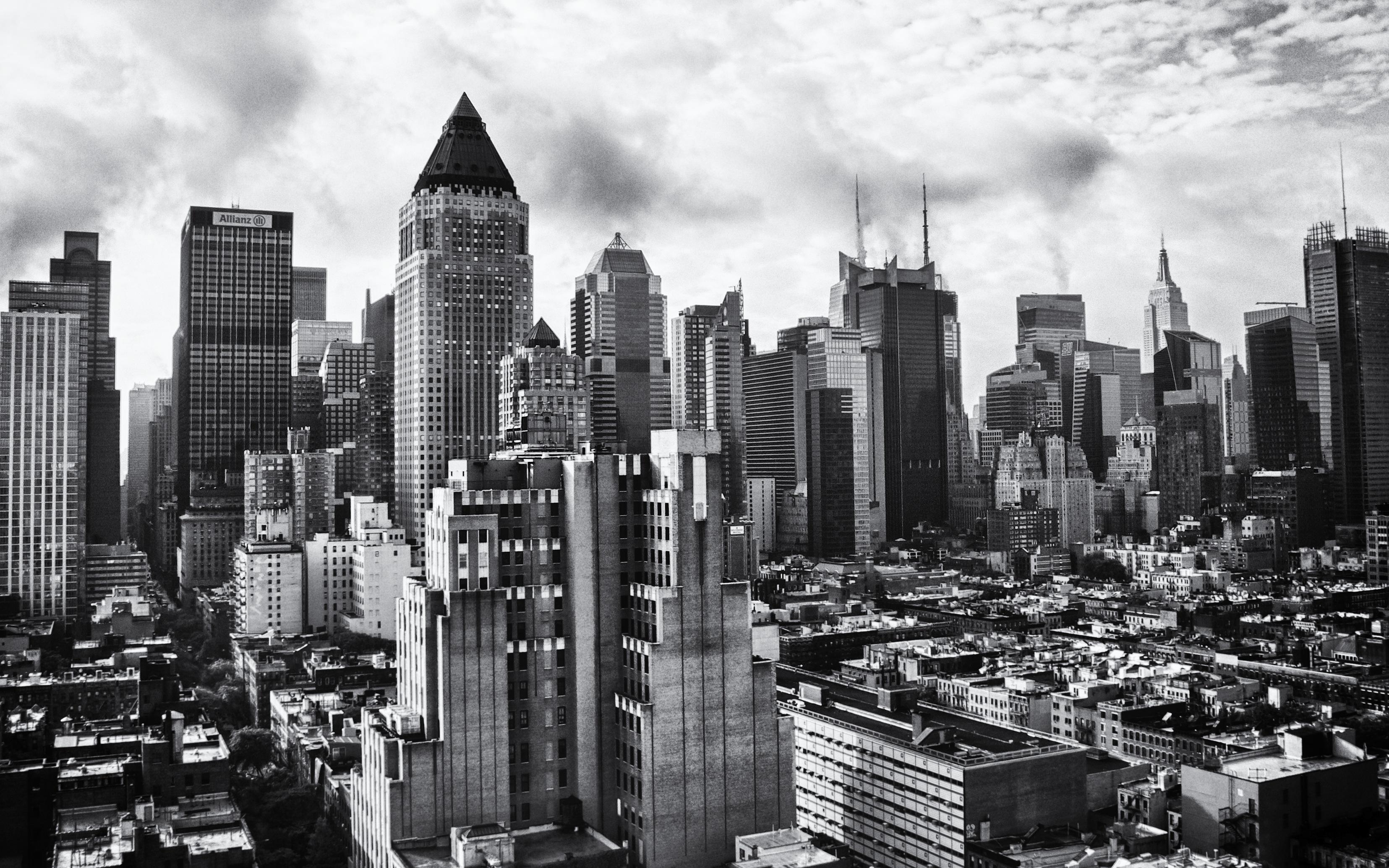 Gotham City View