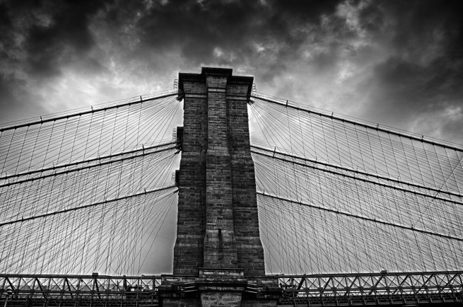Tower, Brooklyn Bridge