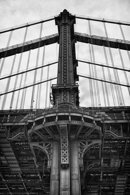 Tower of Williamsburg Bridge