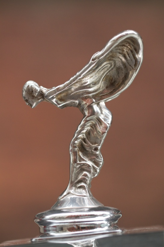 Original of Rolls Royce Hood Ornament