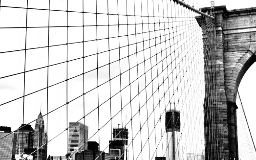 Brooklyn Bridge Detail