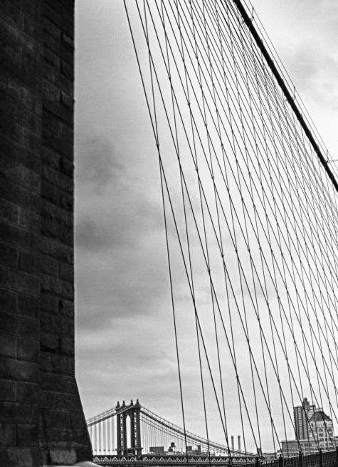 Williams Bridge view, from Brooklyn Bridge