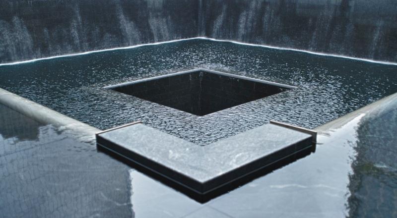 9-11 Memorial in New York