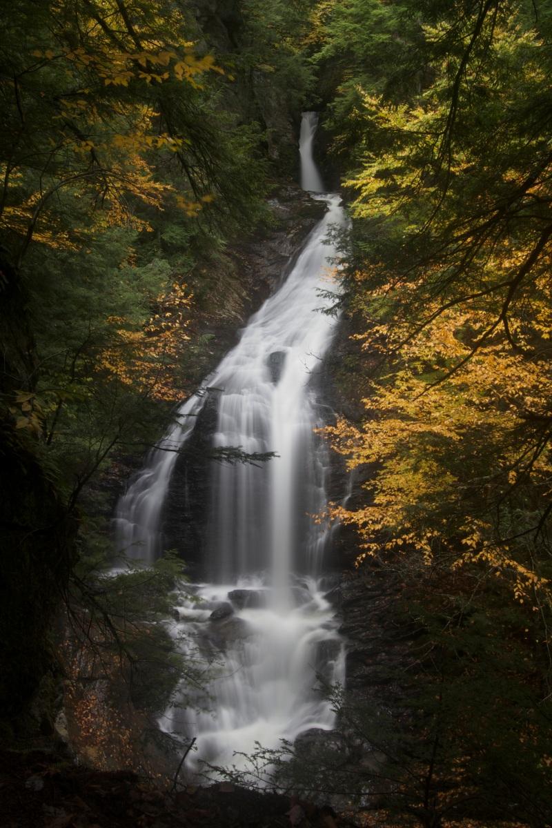 Glen Moss Falls, Vermont