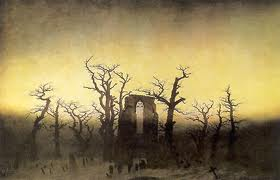 Caspar David Friedrich: Oakwood Abbey