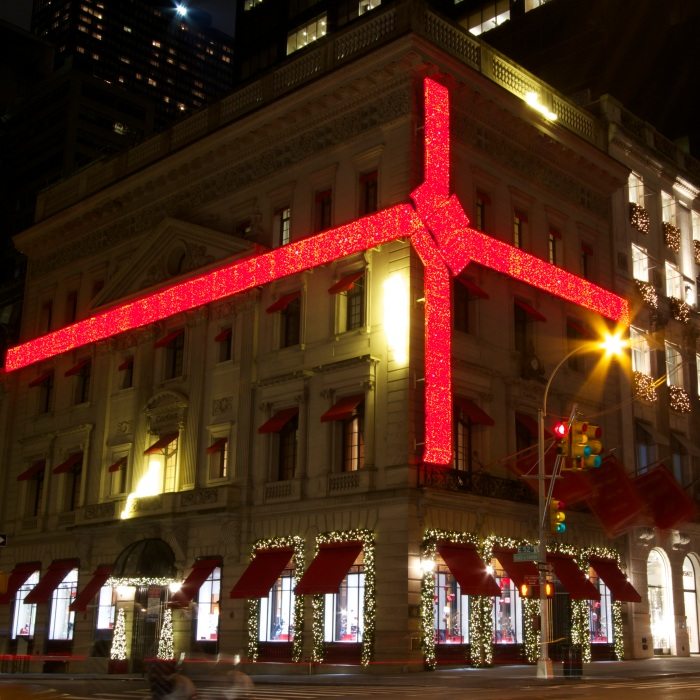 Cartier store in New York