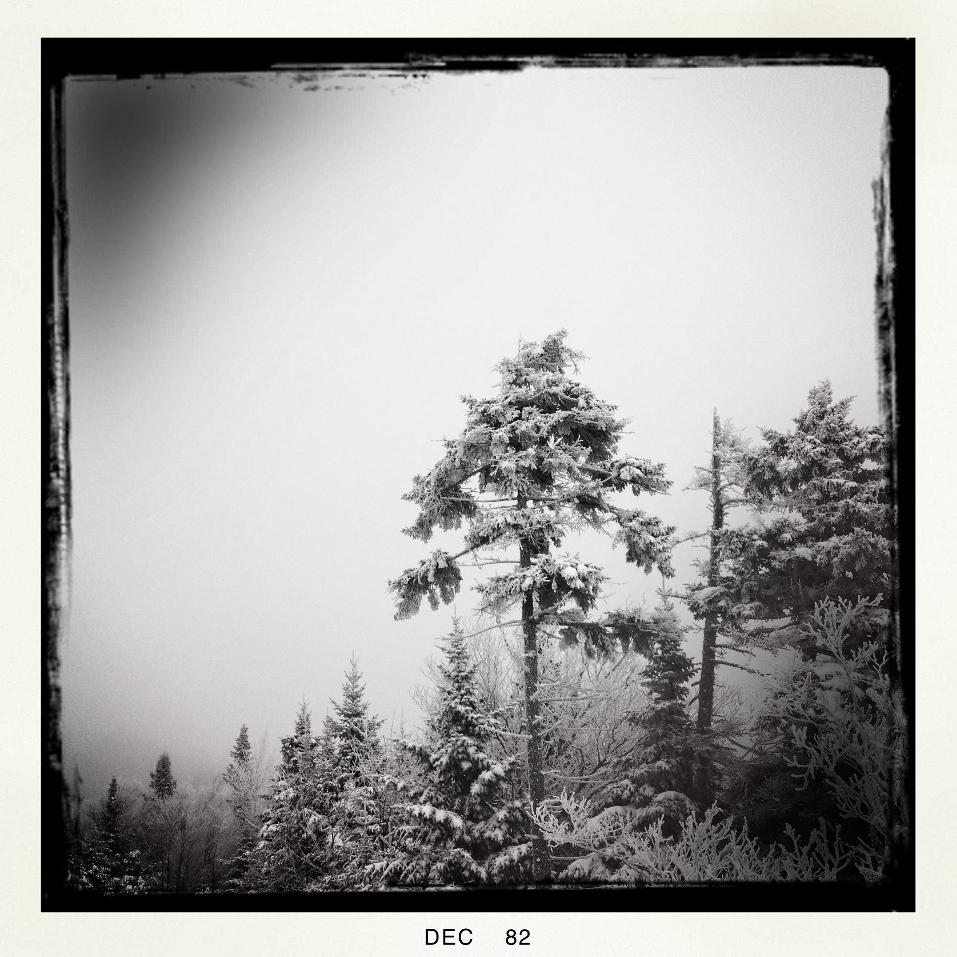 Stowe Winter Scene 1