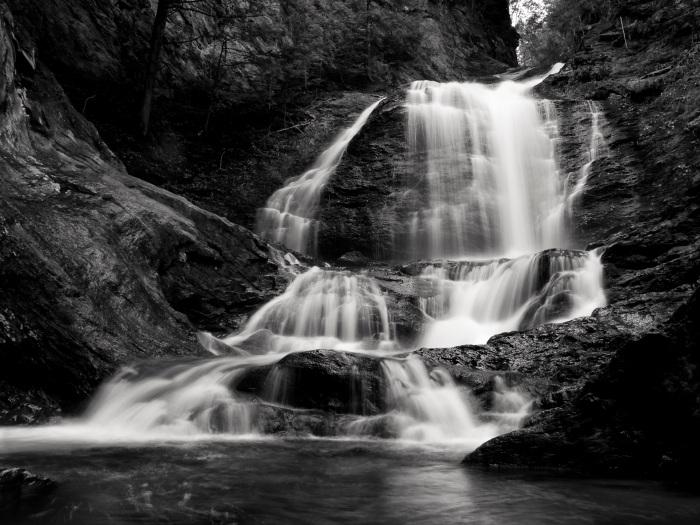 Glen Moss Falls, VT