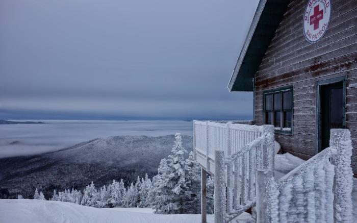 Mt Mansfield Vermont