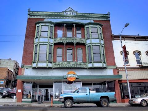Butte, MT Downtown