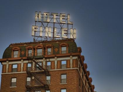 Hotel Finlen, Butte Montana