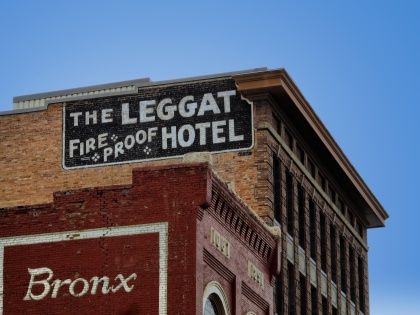 Fireproof Hotel in Butte, MT