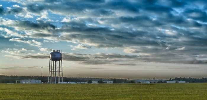Water Tower in GA