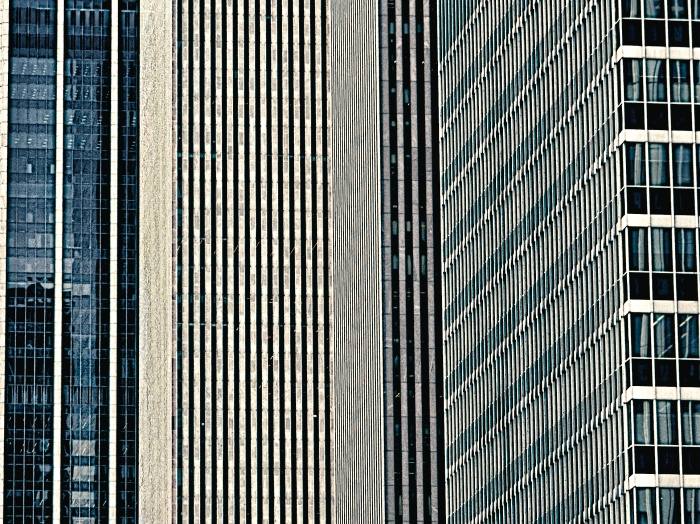 6th Avenue Office Towers in New York