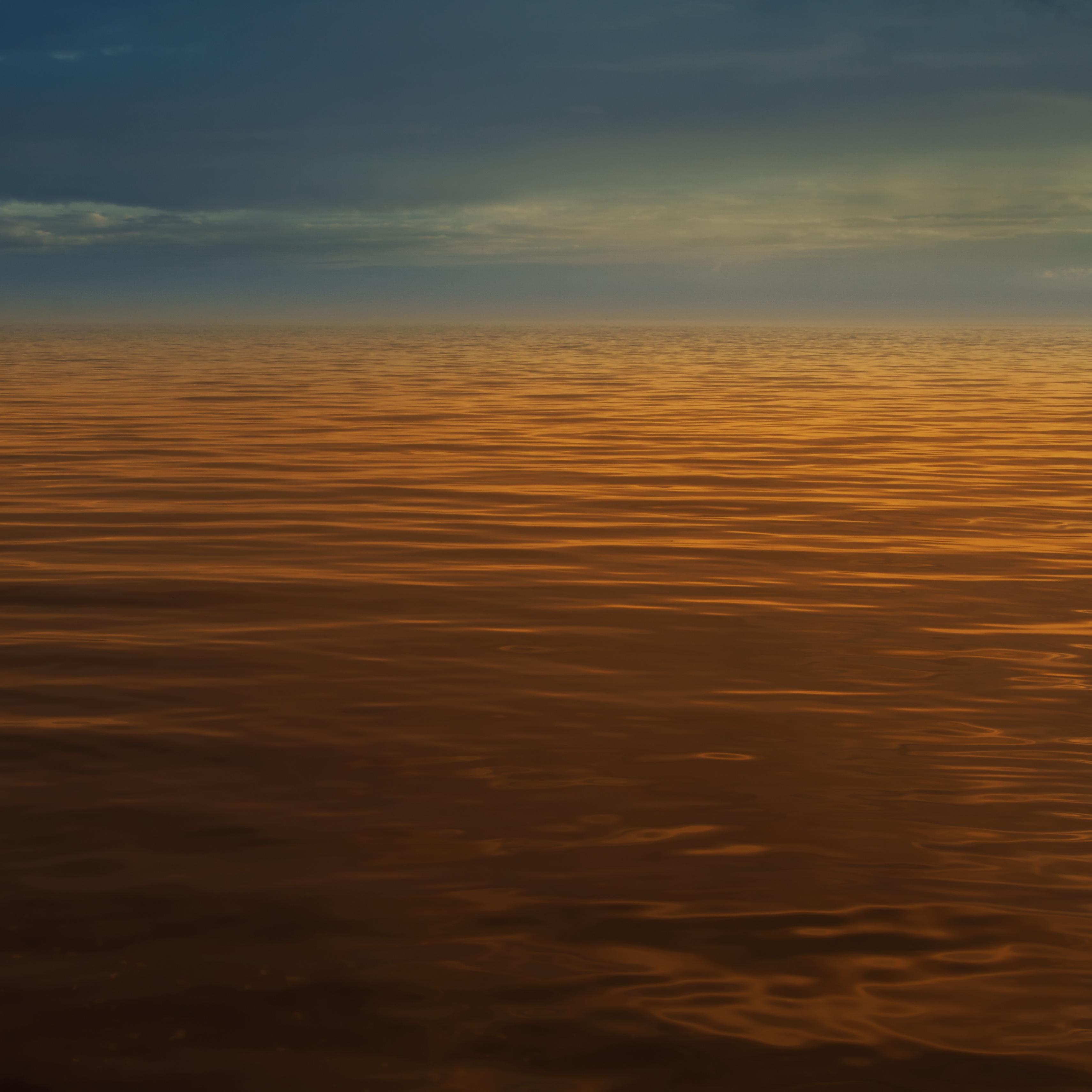 Calm Sea on Long Island Sound