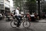 Bike rider afterwork