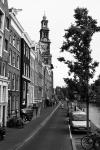 Amsterdam sidewalk