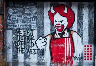 Graffiti - McDonalds