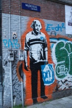 Graffiti - Einstein