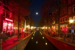 The heart of the red lightdistrict