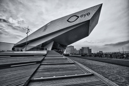 Eye - Film Museum in Amsterdam