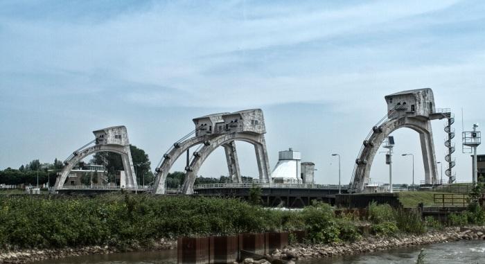 Locks in Holland