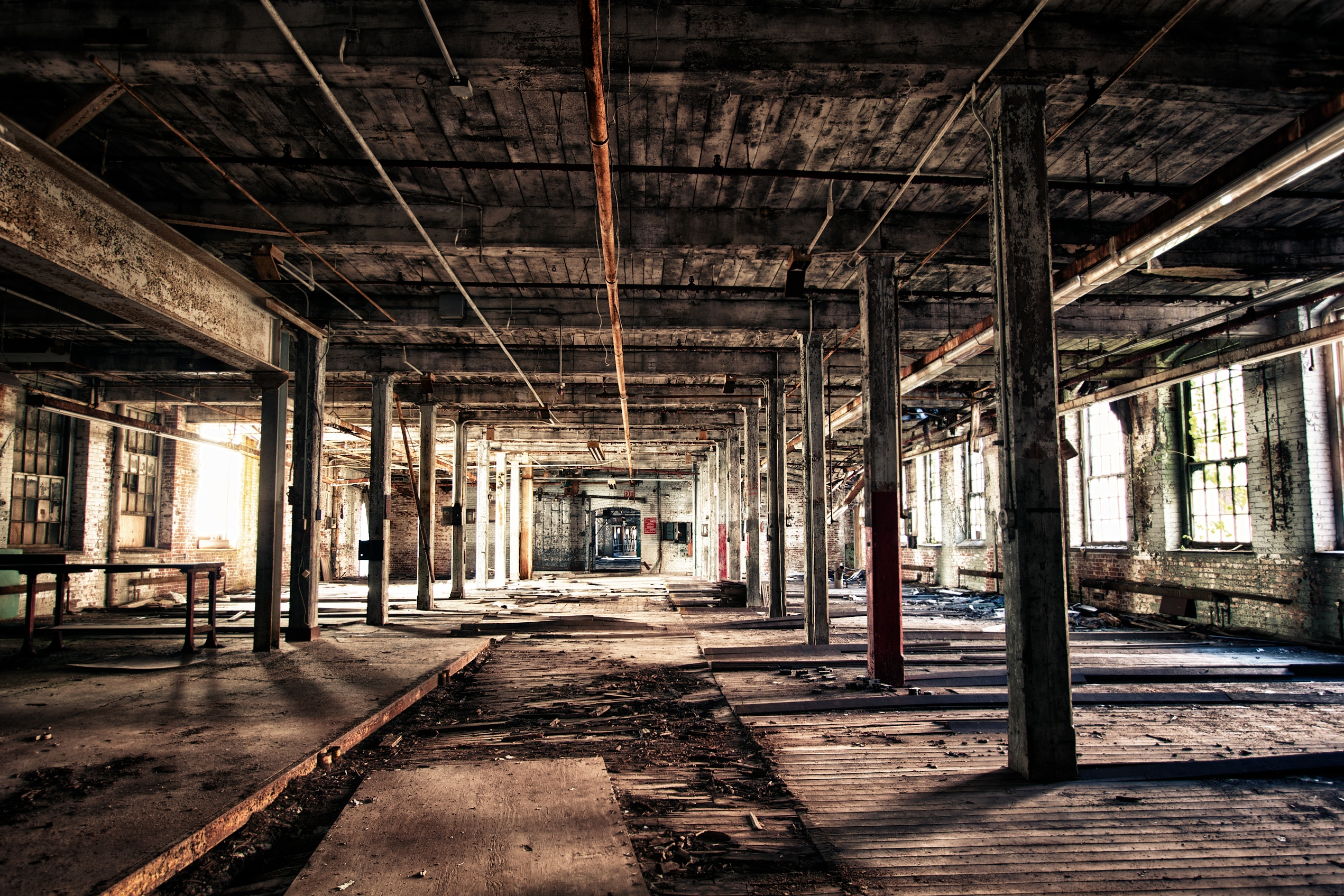 Winchester Rifle Factory – Interior | Snapshots For Sore Eyes