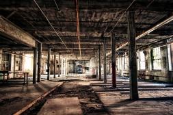 Endless factory floor