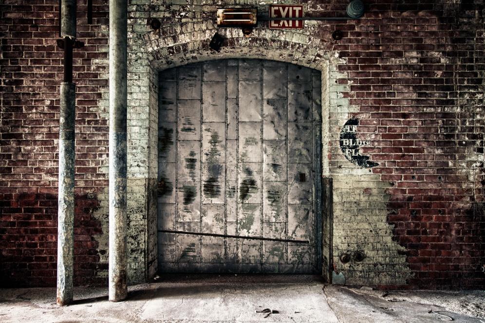 Factory Door