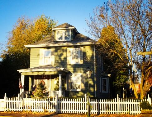 St. Charles house