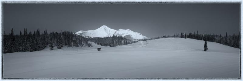 Lone Mountain, Big Sky