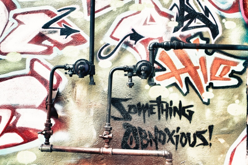 Obnoxious Graffiti