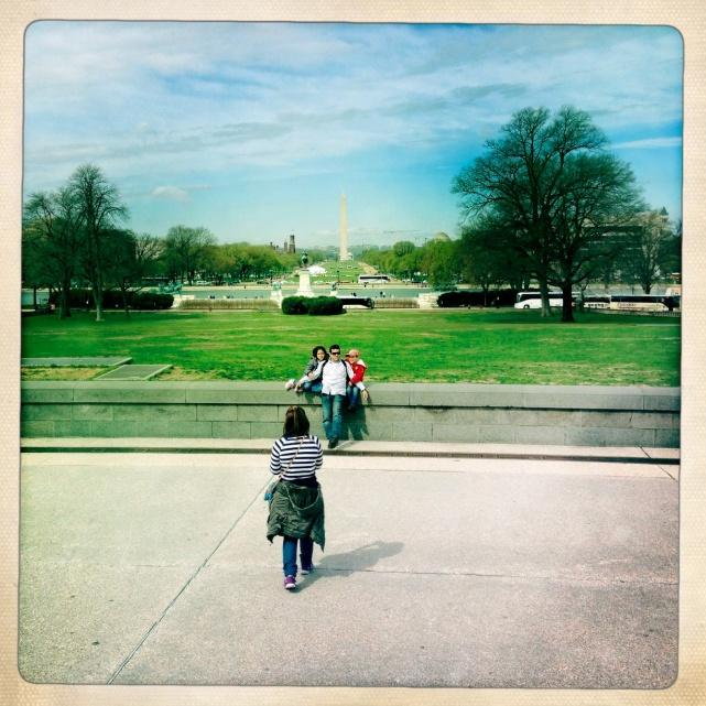 Capitol Tourists