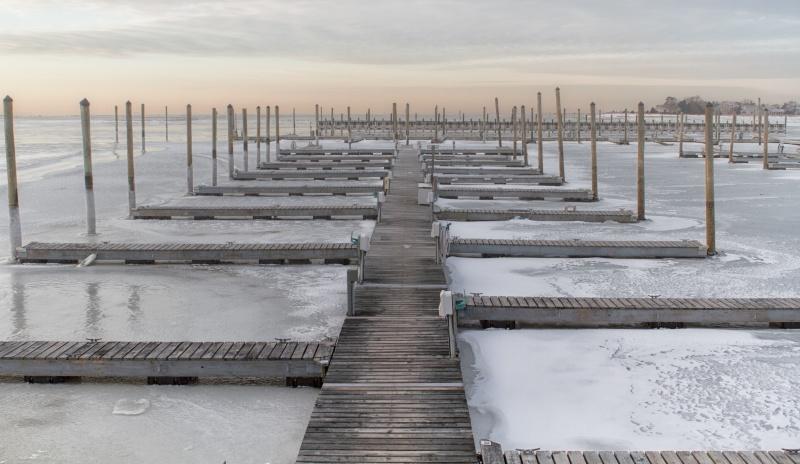 Frozen Dock 1