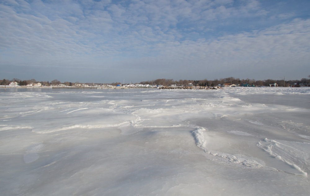 frozen beach 1