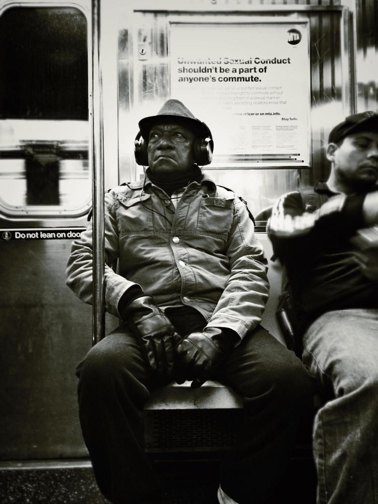 Subway rider 1