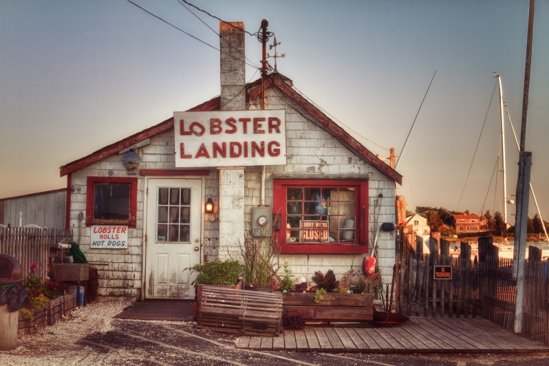 Lobster restaurant