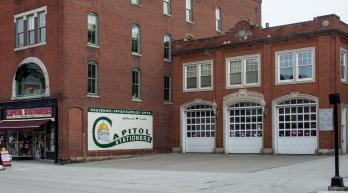 Montpelier fire station