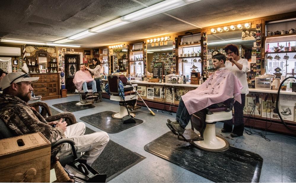 stowe barbershop