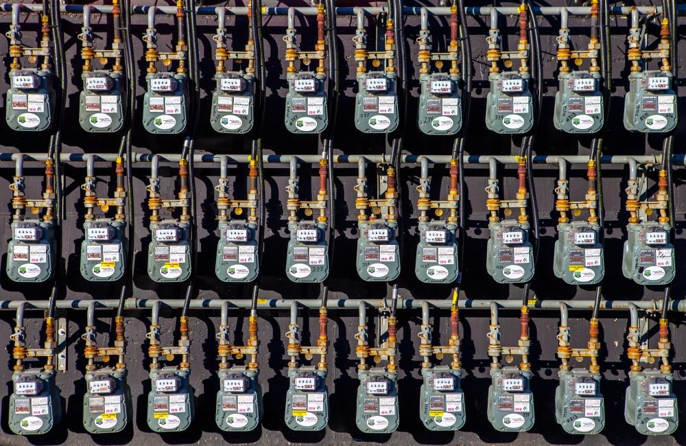 meters in New Haven