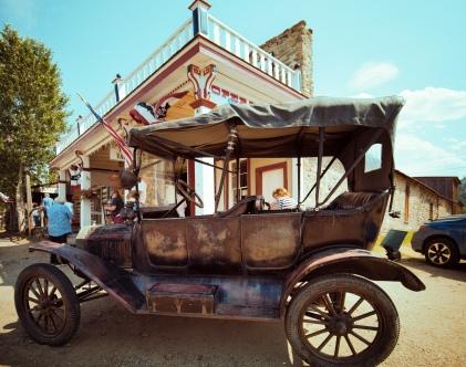oldtimer car